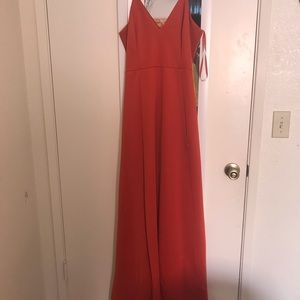 a beautiful formal dress.i never wore it